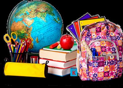 Школьные товары и канцелярия