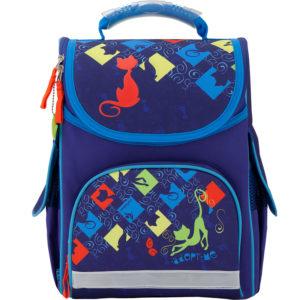 GO17-5001S-1 Рюкзак шкільний каркасний 5001S-1