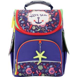 GO17-5001S-2 Рюкзак шкільний каркасний 5001S-2