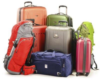 Сумки дорожные, спортивные и чемоданы